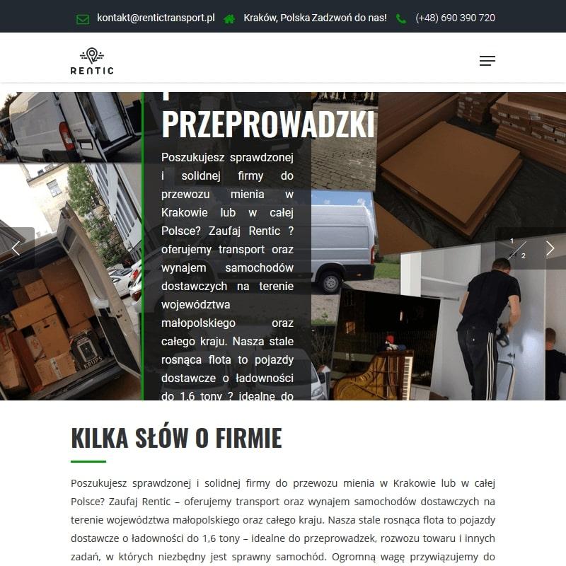 Pomoc w przeprowadzce w Krakowie