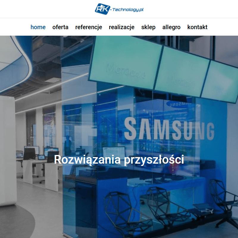 Sprzedaż ekranów dotykowych - Warszawa