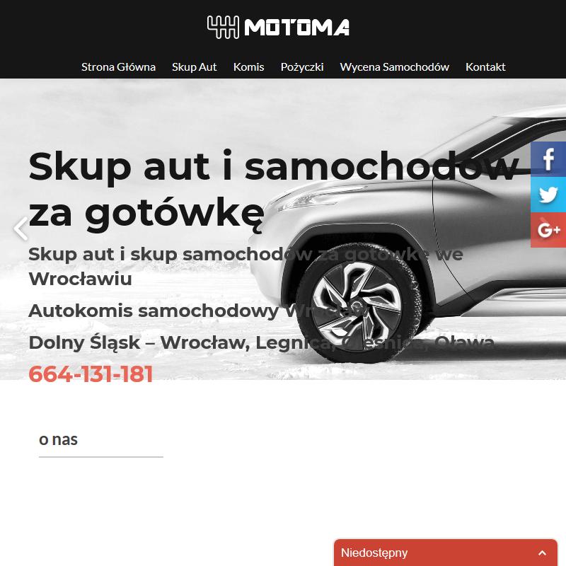 Skup samochodów powypadkowych - Jelenia Góra