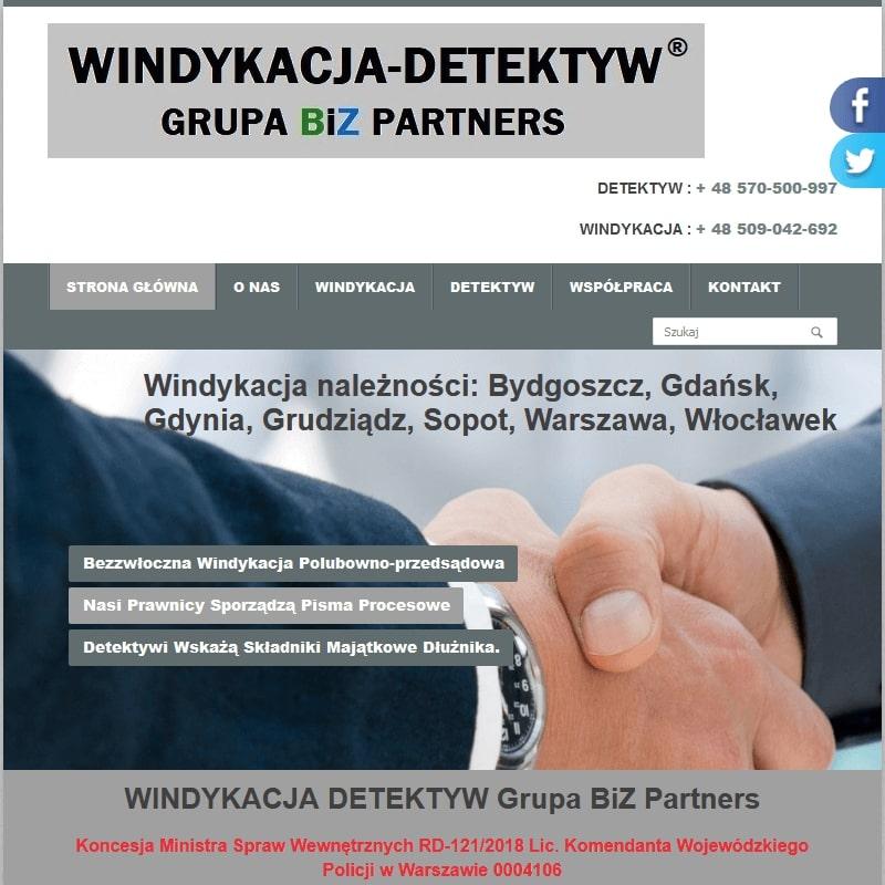 Katowice - detektyw